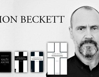 Simon Beckett Reihenfolge Bild 1